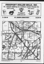 Map Image 009, Stearns County 1989